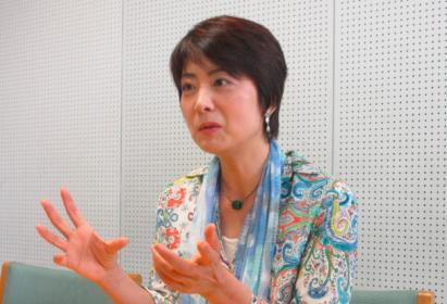 創造都市研究科 永田潤子 准教授