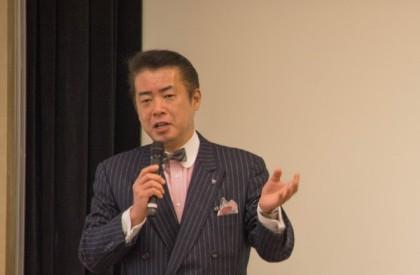 経営学講演会 宮川教授