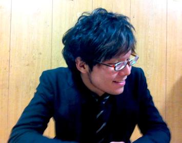 写真 = 林 侑輝さん