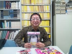 福島祥行教授