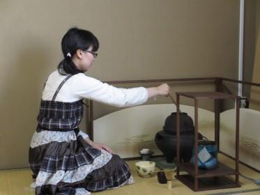 茶道部文化週間