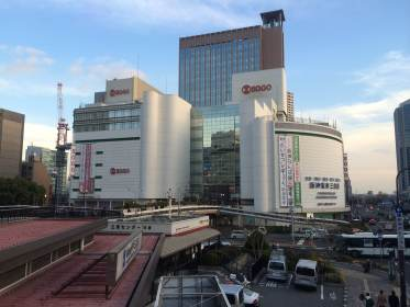 現在のそごう神戸店