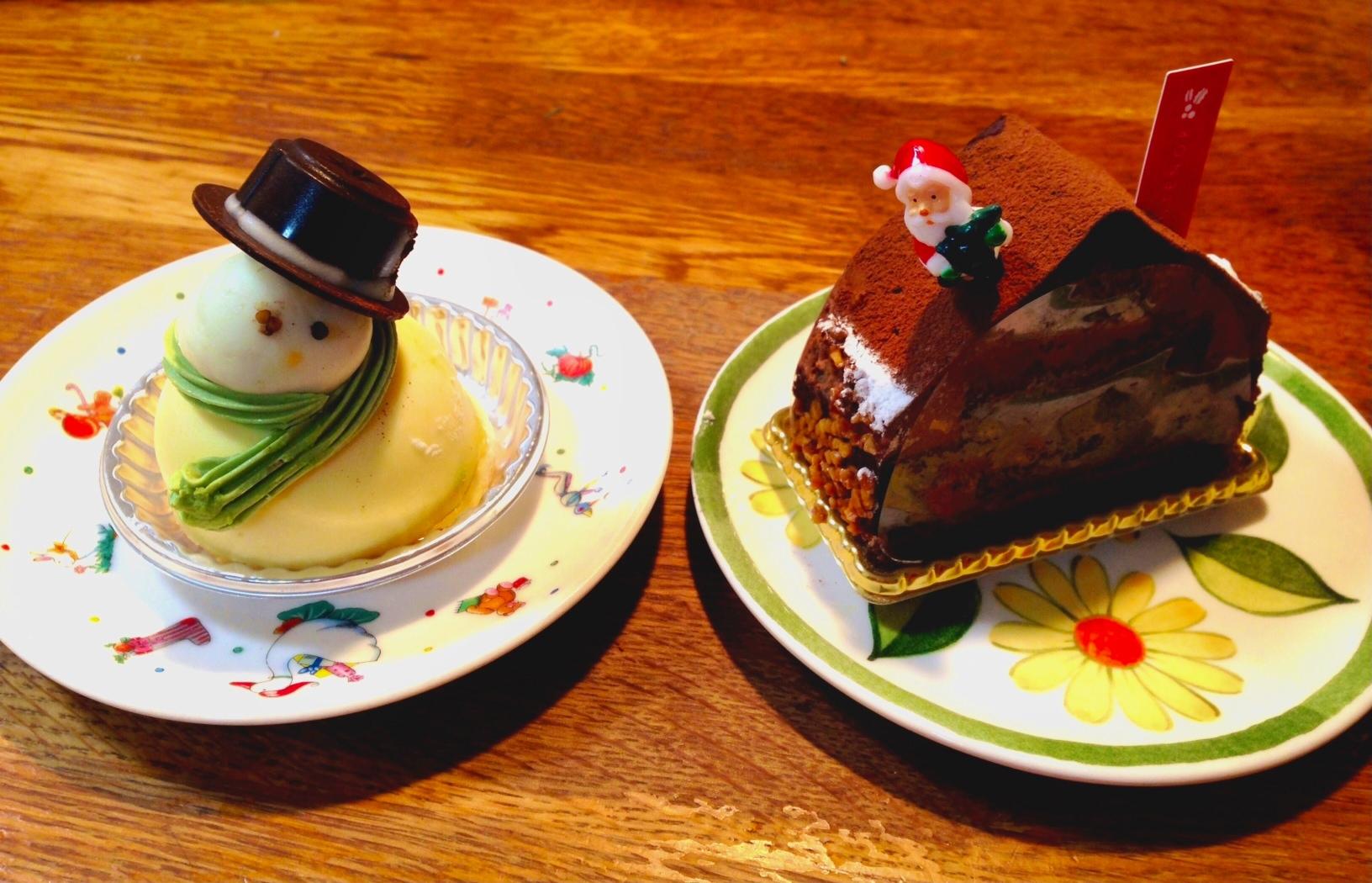 ぼっちマス カットケーキ