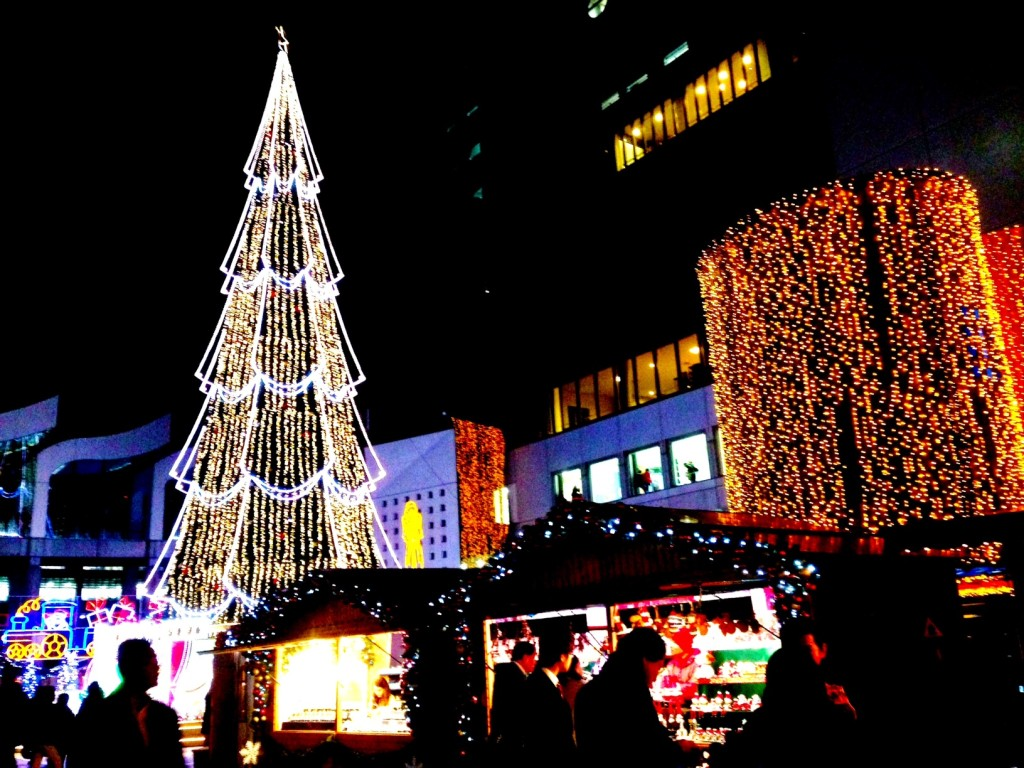 新梅田シティ ドイツ・クリスマスマーケット2013