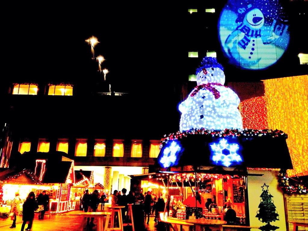 ドイツクリスマスマーケット2013