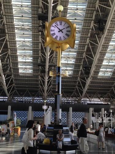 大阪駅 時の広場