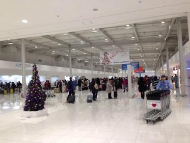 関西国際空港の第2ターミナル